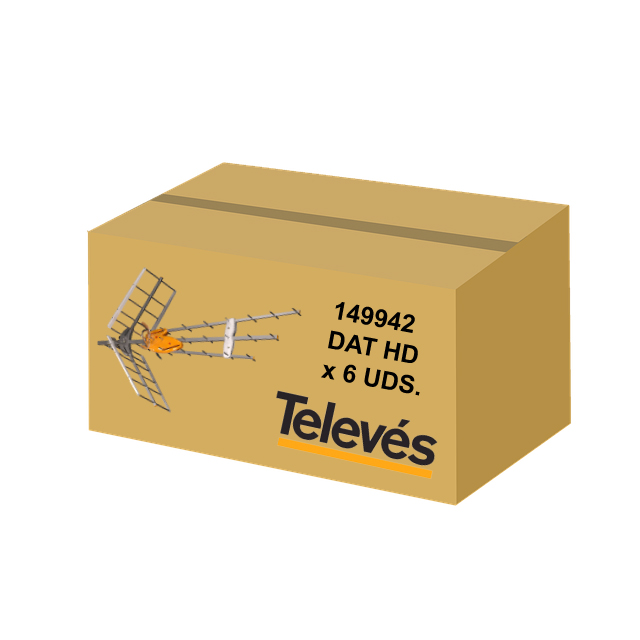 Teoeves 1499 antena
