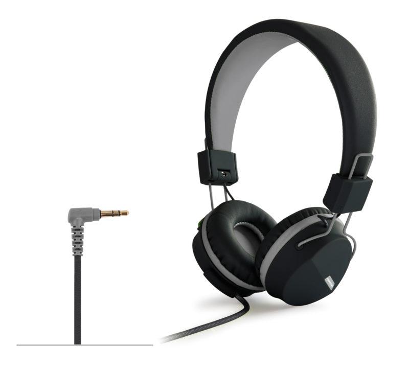 Fonestar X7 Auriculares negros