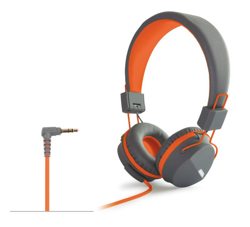 Fonestar X7 Auricular naranja