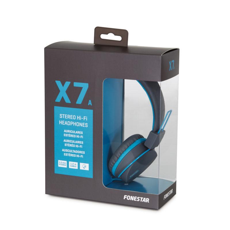 Fonestar X7 Caja embalaje