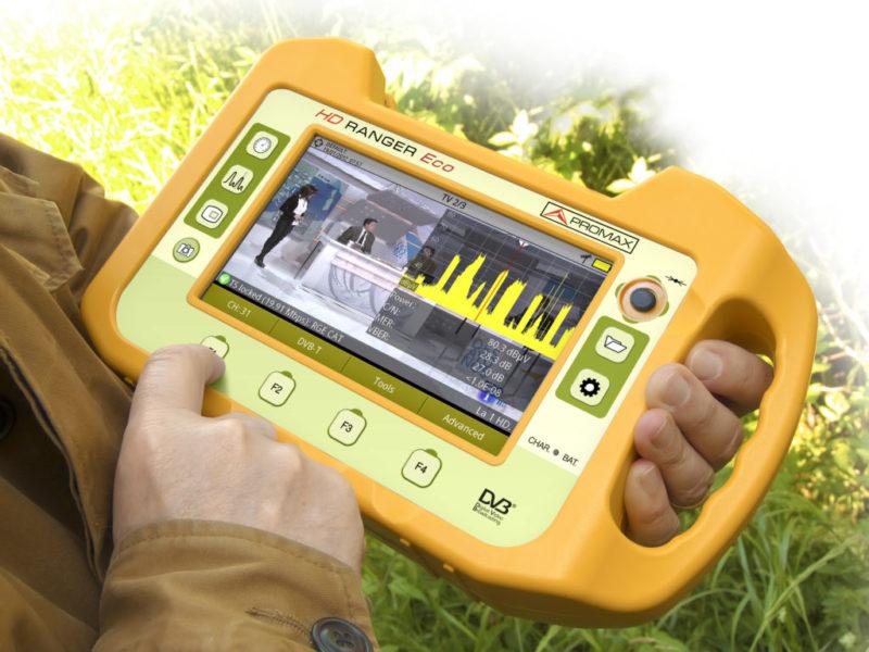 Promax Medidor HDR Ranger ECO