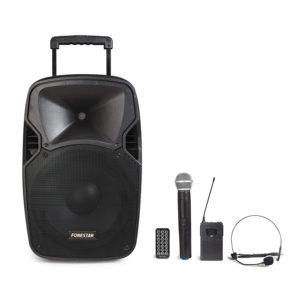 """Fonestar MALIBU-212P Bafle amplificador 12""""   USB   bluetooth"""