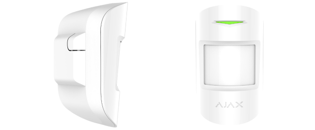 Ajax sensores PIR