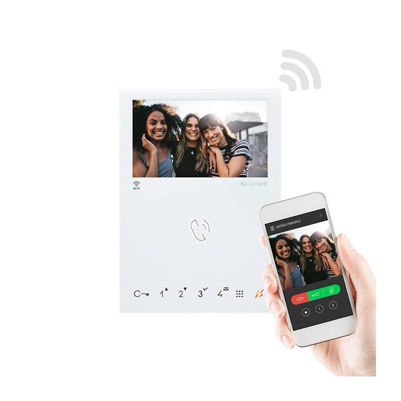 Comelit 8541V kit videoportero 2 hilos wifi