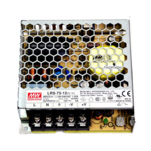 Meanwell LRS-75-12 Fuente