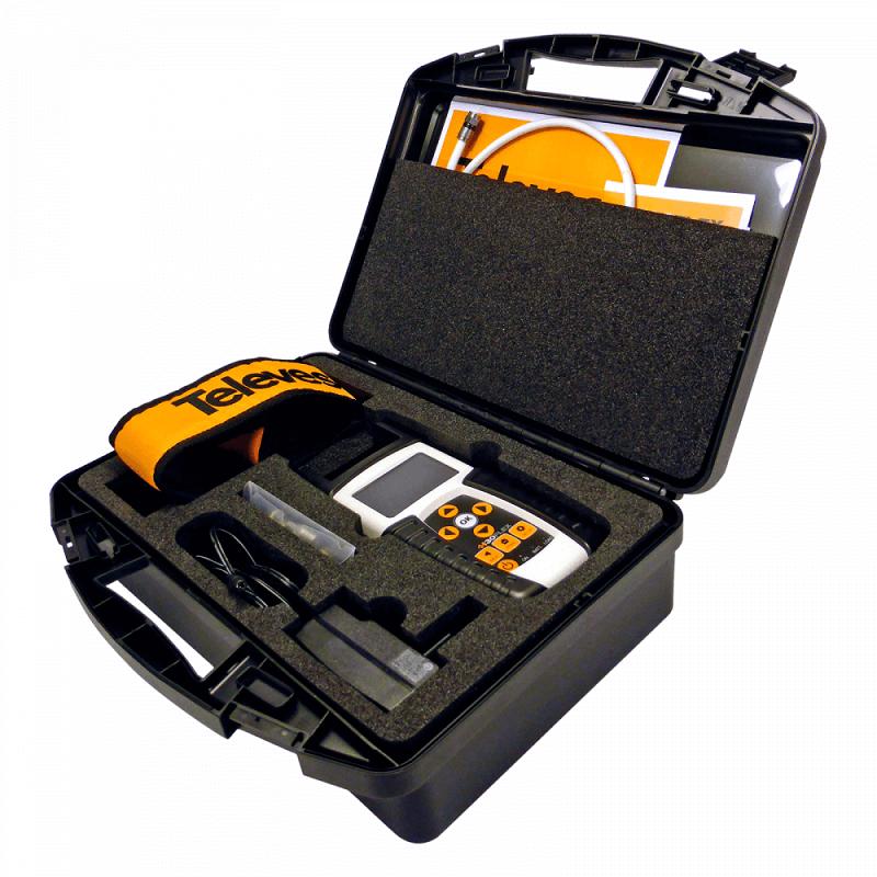 Maletín Televes H30 Medidor de campo