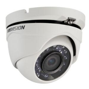 Hikvision DS2CE56C0T Cámara mini domo TVI