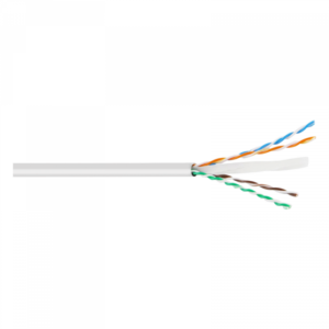 Televes cable CAT-6 Exterior color blanco