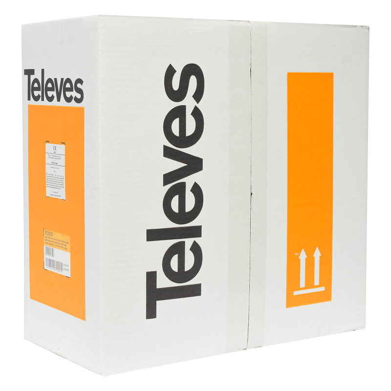 Televes 2123 cable utp cat-6