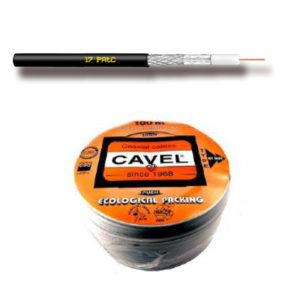 Cavel 17patc cable coaxial exterior