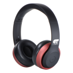 Fonestar Harmony auriculares bluetooth rojo
