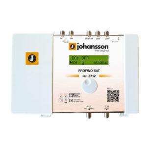 Johansson 6712 central FI