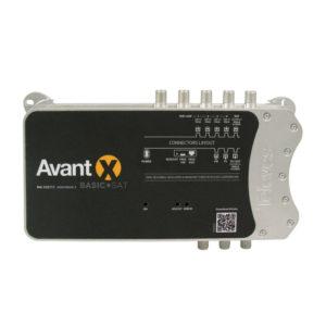 Nueva televes Avant X Central con satélite