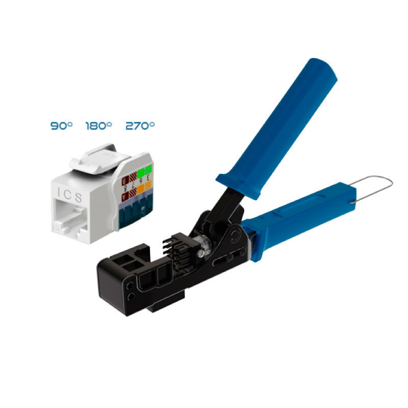 ICS 5843 Conector CAT-6